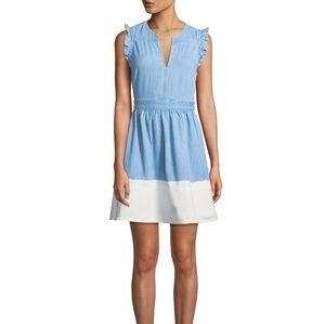 Kate Spade Dip Dye Denim Dress